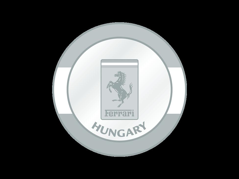 Ferrari - Hungary logó