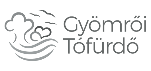 Gyömrői Tófürdő logó