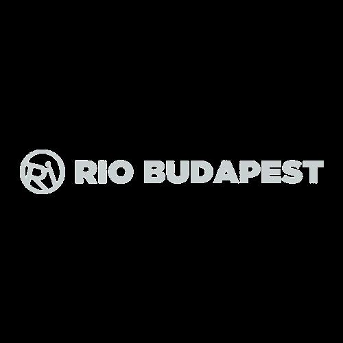 Rio Budapest logó