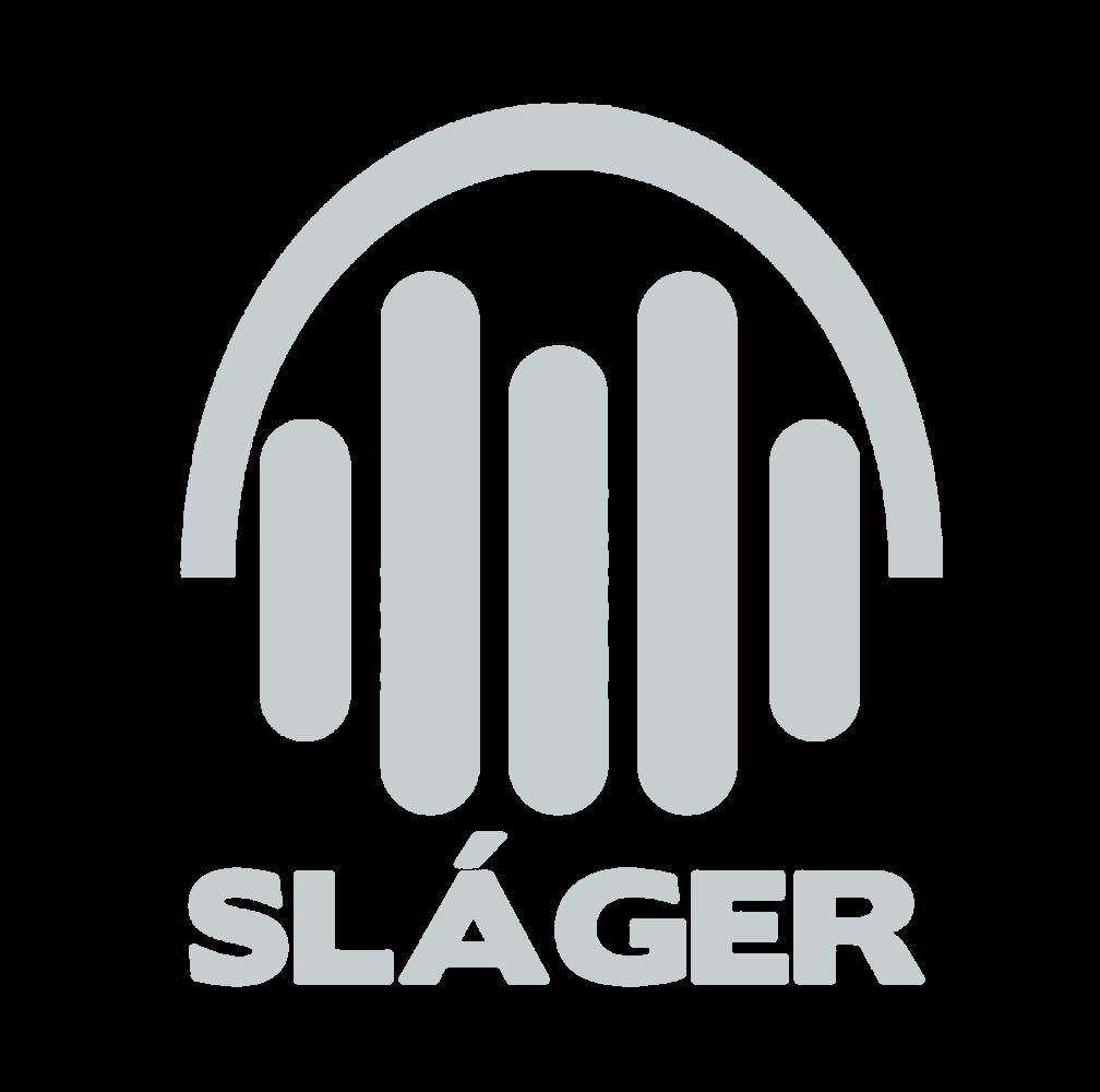 Sláger logó